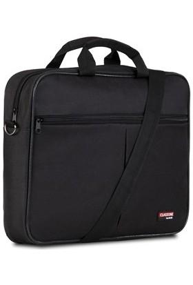 Classone BND300 15,6 inç Notebook El Çantası – Siyah