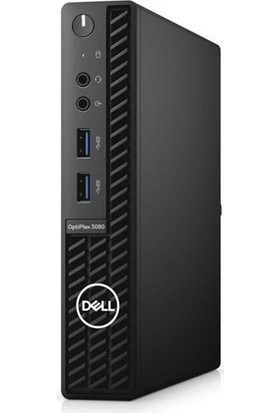 Dell Optiplex 3080MFF Intel Core I5 10500T 8gb 256GB SSD Ubuntu Mini Pc N021O3080MFF_U