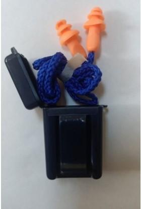 Polly Plug PP45 Snr 29 Db EN352-2 Çam Tipi / Kordonlu Kulak Tıkacı