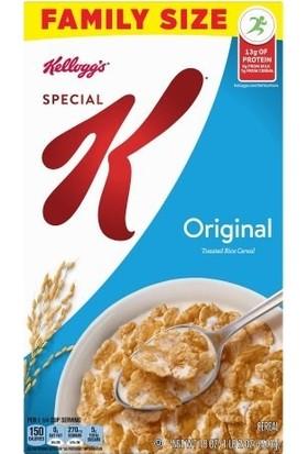 Kelloggs Special K Original Cereal Family Size Mısır Gevreği 510 gr