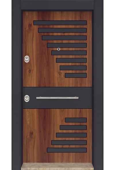 Mono Çelik Kapı MN-1013 Strong Seri Çelik Kapı ( Kanca Kilitli)