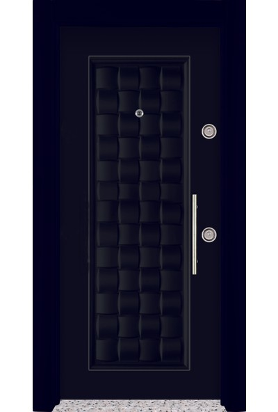 Mono Çelik Kapı MN-2009 Dış Iklim Çelik Kapı ( Yağmur'a ve Güneş'e Dayanıklıdır )