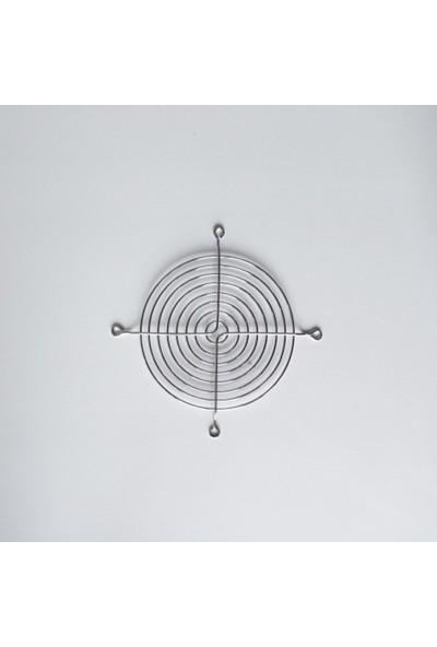 Plastim 120 x 120 mm Için Metal Koruma Teli