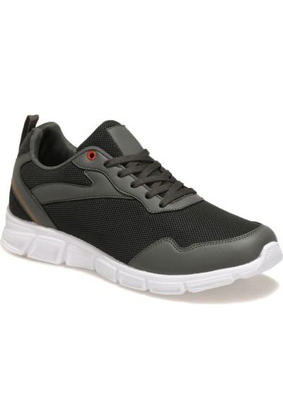Salvano Navı 1fx Haki Erkek Spor Ayakkabı