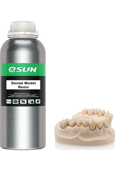 Esun Dental Model Resin Bej Reçine 1kg 3D Yazıcı LCD Dlp