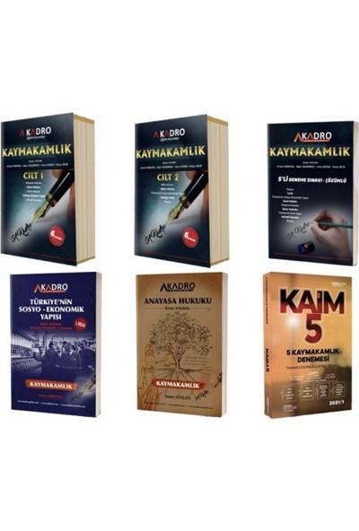 A Kadro Yayınları Kaymakamlık Yayın Seti