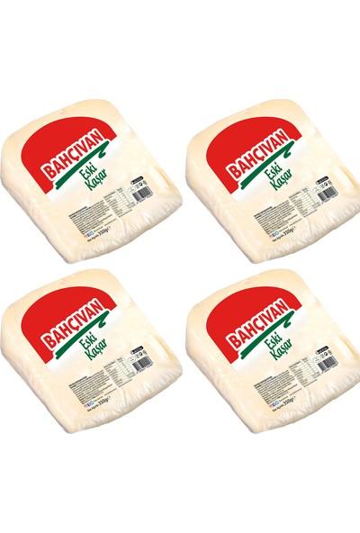 Bahçıvan Eski Kaşar Peyniri 350 gr 4'lü