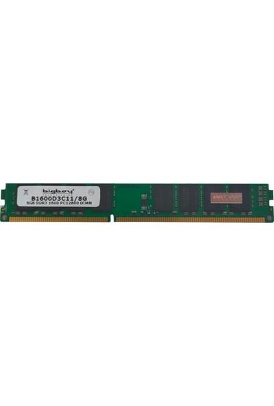 Bigboy 8 GB Ddr3 1600MHZ Lowprofile Masaüstü Bellek