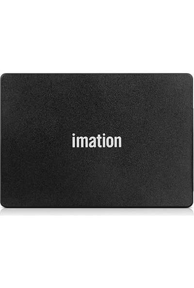 """Imation A320 120GB 2.5"""" Sata3 6gbps Max. 450MB-370MB/S SSD Disk"""