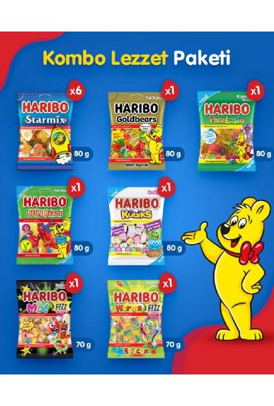 Haribo Kombo Lezzet Paketi
