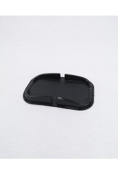 Modauyum Araç Torpido Üstü Kaydırmaz Telefon Standı Havuzlu Silikon Ped