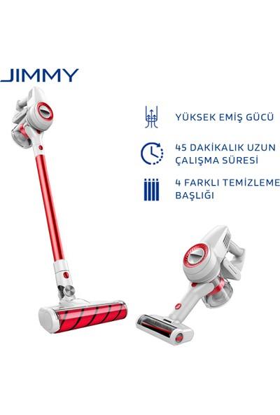 Jimmy JV51 Kablosuz Şarjlı Dikey Süpürge