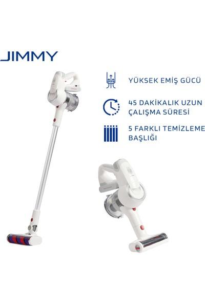 Jimmy JV53 Dikey Şarjlı Süpürge Gri