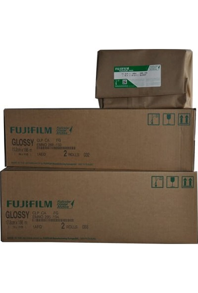 Fujifilm Fuji 15.2X186 Metre Parlak Fotoğraf Kağıdı (1 Rulo)