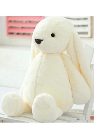 Yontstore Uyku Arkadaşım Uzun Kulak Peluş Tavşan 45 cm