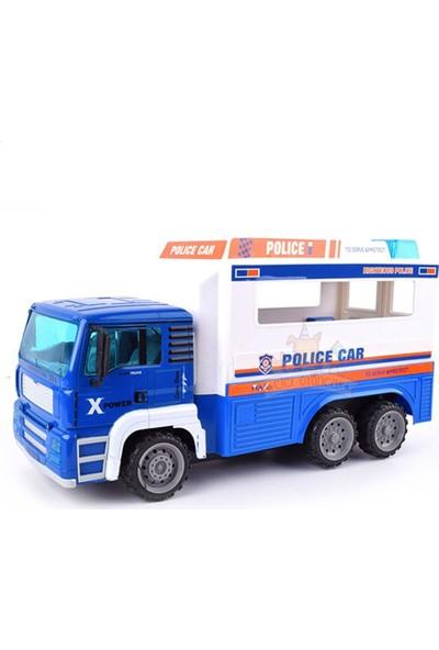 Bircan U/k, Şarjlı,full Fonksiyon Işıklı 1:12 Polis Arabası