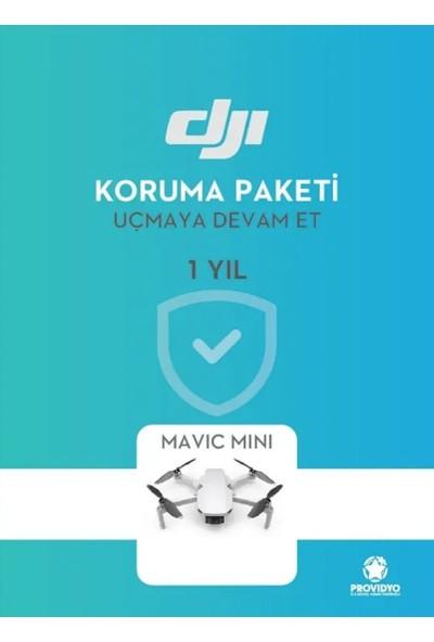 DJI Mavic Mini 1 Yıllık Ücretsiz Servis Hizmeti