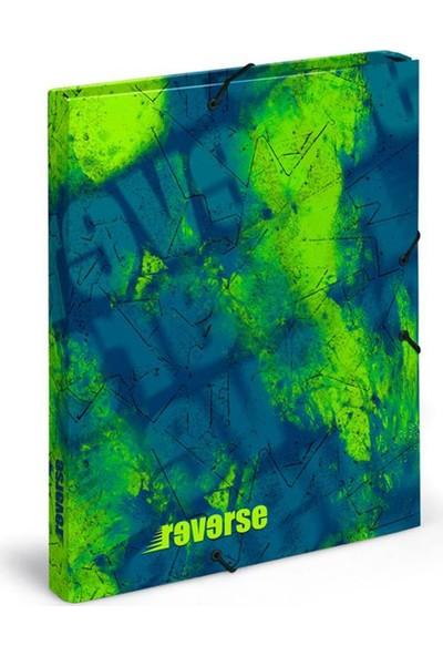 Busquets 51711049800 Reverse Sert Kapaklı Dosya