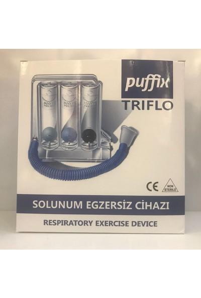 Puffix Triflo Solunum Egzersiz Cihazı