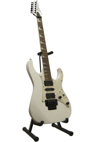 Presto PRS01-ESD Sap Dayamalı Elektro Gitar Sehpası Standı + 3 Metre Jak Kablosu