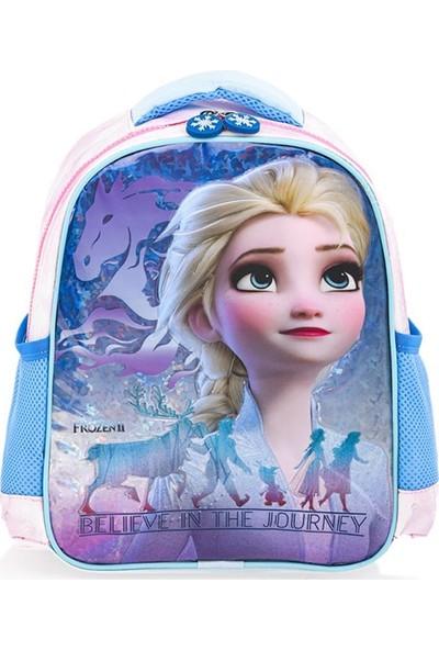 Frocx Barbie Anaokulu Çanta Seti / Pink Journey