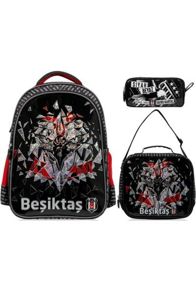 Frocx Beşiktaş Ilkokul Çanta Seti / Eagle Eye