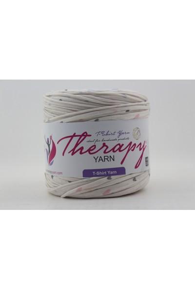 Therapy Yarn Desenli Penye Ip