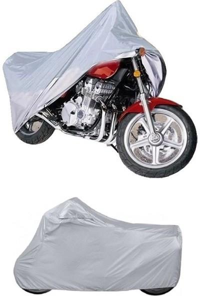 Porfelyo Arora Ar 100-8 Klasik Çelik Motosiklet Brandası