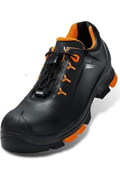 Uvex 6502 S3 Src Iş Güvenliği Ayakkabısı
