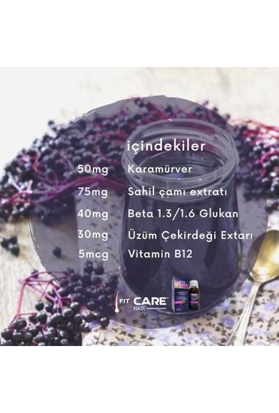 Btx Kara Mürver Şurubu 150 ml
