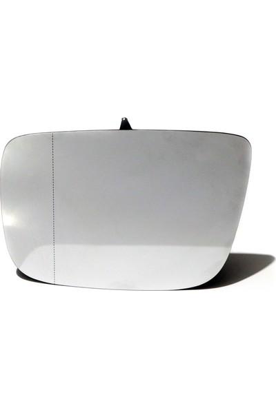 3K XC60 Ayna Camı Sol Elektrikli Isıtmalı Geniş Açılı Çizgili 2009 2017