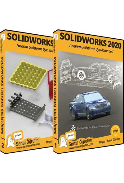 Sanal Öğretim Solidworks 2020 Tasarım Geliştirme Uygulama Seti