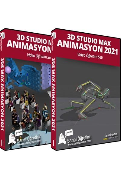Sanal Öğretim 3D Studio Max 2021 Animasyon