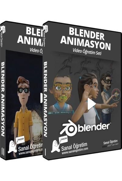 Sanal Öğretim Blender Animasyon Eğitim Seti