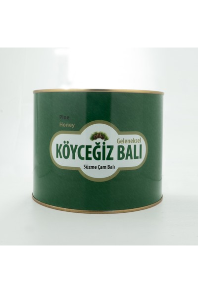 Köyceğiz Balı Çam Balı 2850 G Teneke