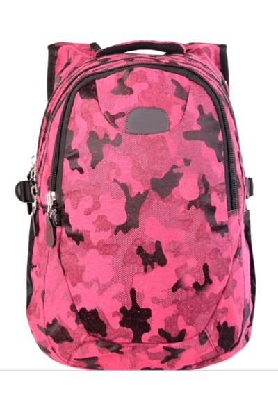 Hedge Bag Hedgebag 305848 Pembe Okul Çantası