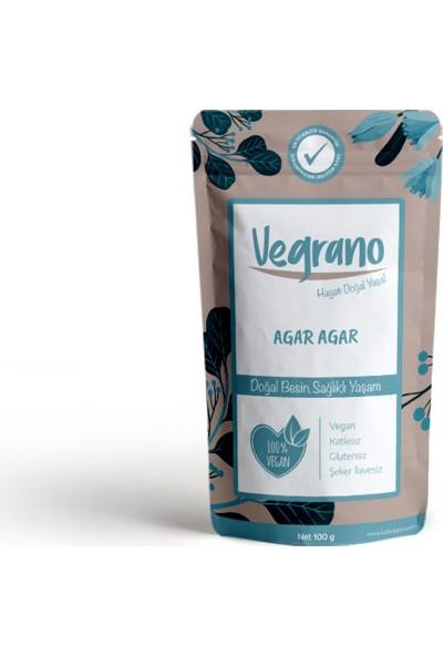 Vegrano Nutritional Yeast (Besin Mayası) 100 gr + Vegrano Tapyoka Nişastası (Gıda Tipi) 100 gr + Vegrano Agar Agar (E406) 100 gr