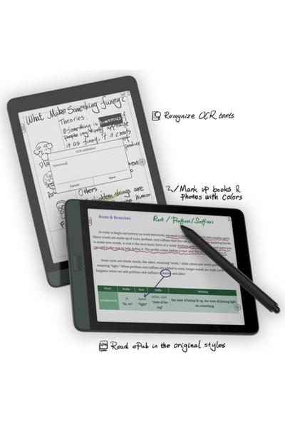 """Onyx Boox Nova 3 Color 7.8"""" Renkli Ekran Kalemli E Kitap Okuyucu"""