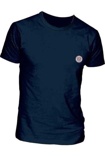 John Frank Marın Lacivert Erkek T-Shirt