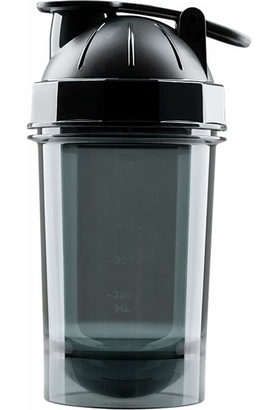 Supplementler Dragonglass Shaker 700 ml Gri