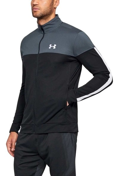 Under Armour Erkek Sweatshirt Sportstyle Pique Track Jacket