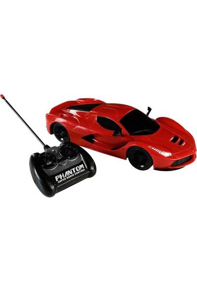 Can-Em Oyuncak Hızlı ve Öfkeli Uzaktan Kumandalı Kırmızı Yarış Arabası