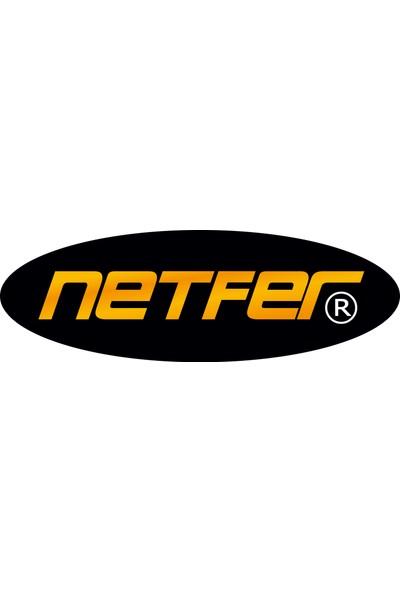 Netfer 2'li Orta Kalın Pasta Set - 2x500 ml