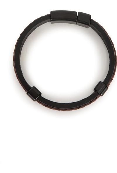 Pierre Cardin Kahverengi Bileklik 50243494-400