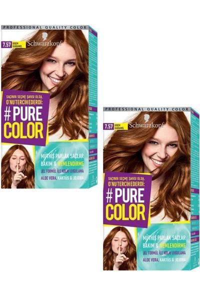 Pure Color 7-57 Krem Karamel x 2 Adet