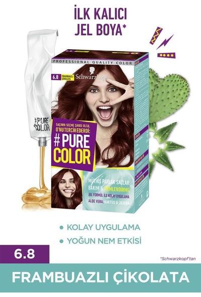 Pure Color 6-8 Frambuazlı Çikolata x 2 Adet