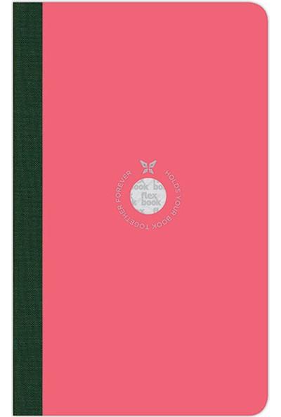 Flex Book Adventure Royal Blue 9x14 cm Çizgili Not Defteri 74