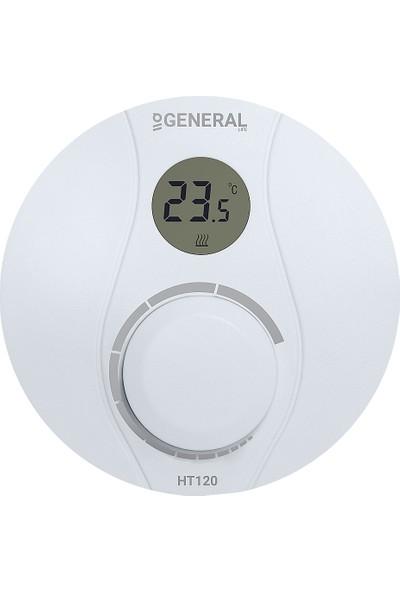General HT120 Dijital Kablolu Oda Termostatı