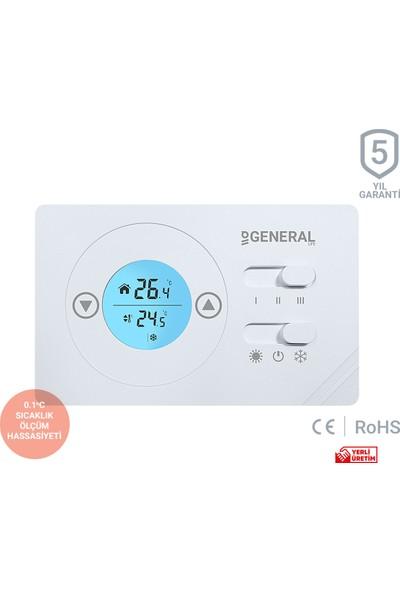 General FC220 Dijital Fancoil Termostat