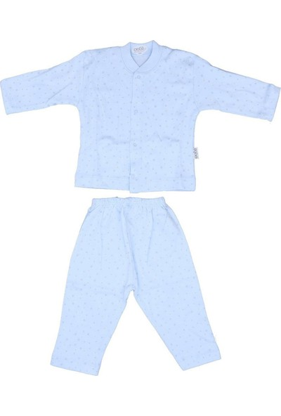 Sebi Kartaneli Bebek Pijama Takımı 2318